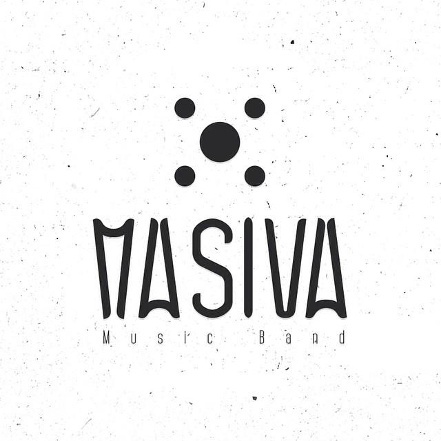 Masiva music band logo design! #logo #logodesign #branding