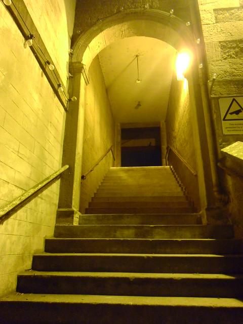 Stairway to the Platform