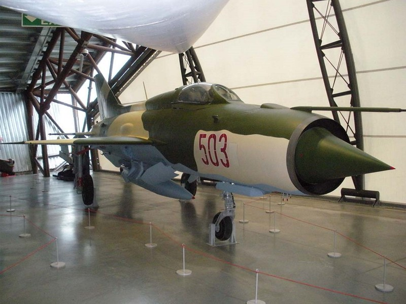 Mig-21PF 2