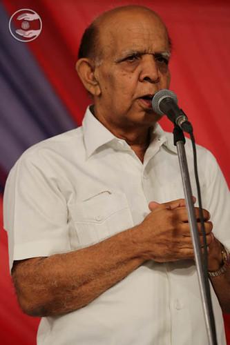 SNM Branch Mukhi Gurcharan Lal from Panipat
