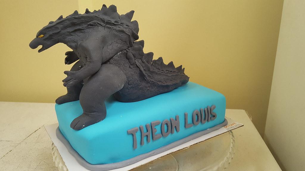 Godzilla Cake | liza | Flickr