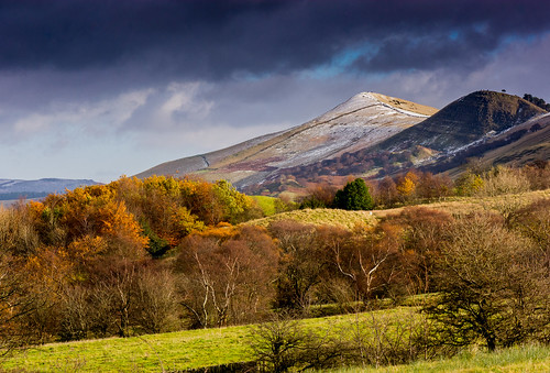 edale greatridge autumn