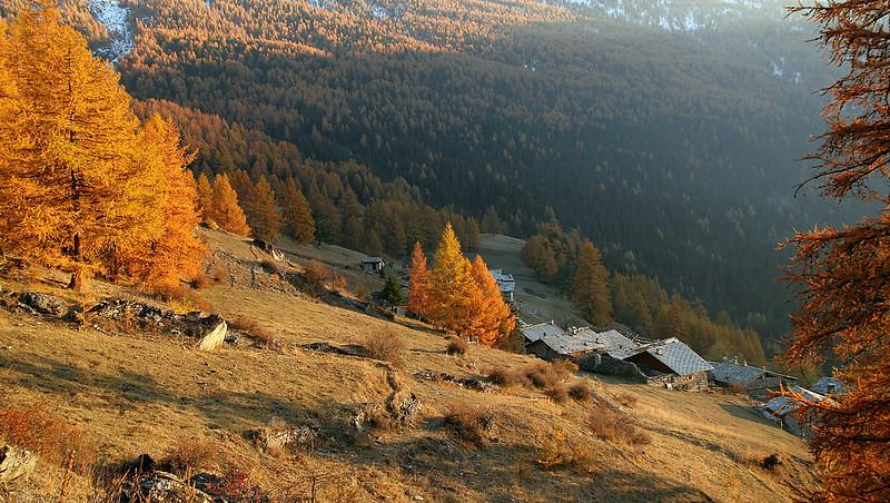 Montagne Seu (Upper Susa Valley - Piedmont, Italy)