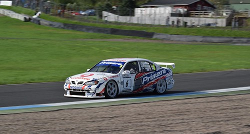 Nissan Primera - Dave Jarman Photo