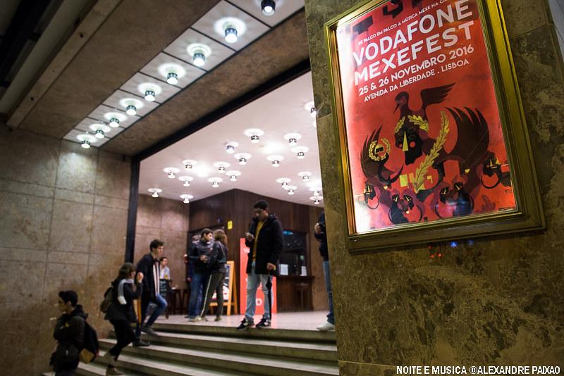 Ambiente - Vodafone Mexefest '16
