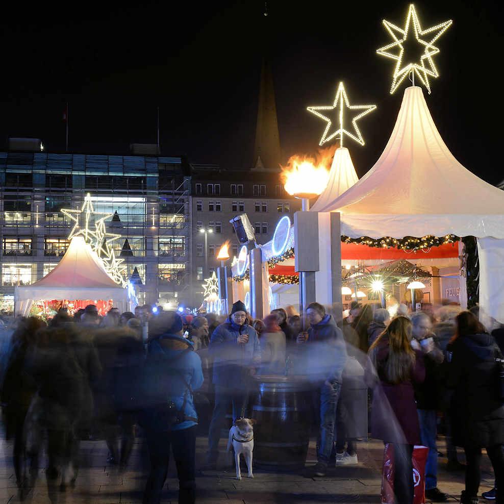 Jungfernstieg Weihnachtsmarkt.5921 Weihnachtsmarkt Am Hamburger Jungfernstieg Weisse Z