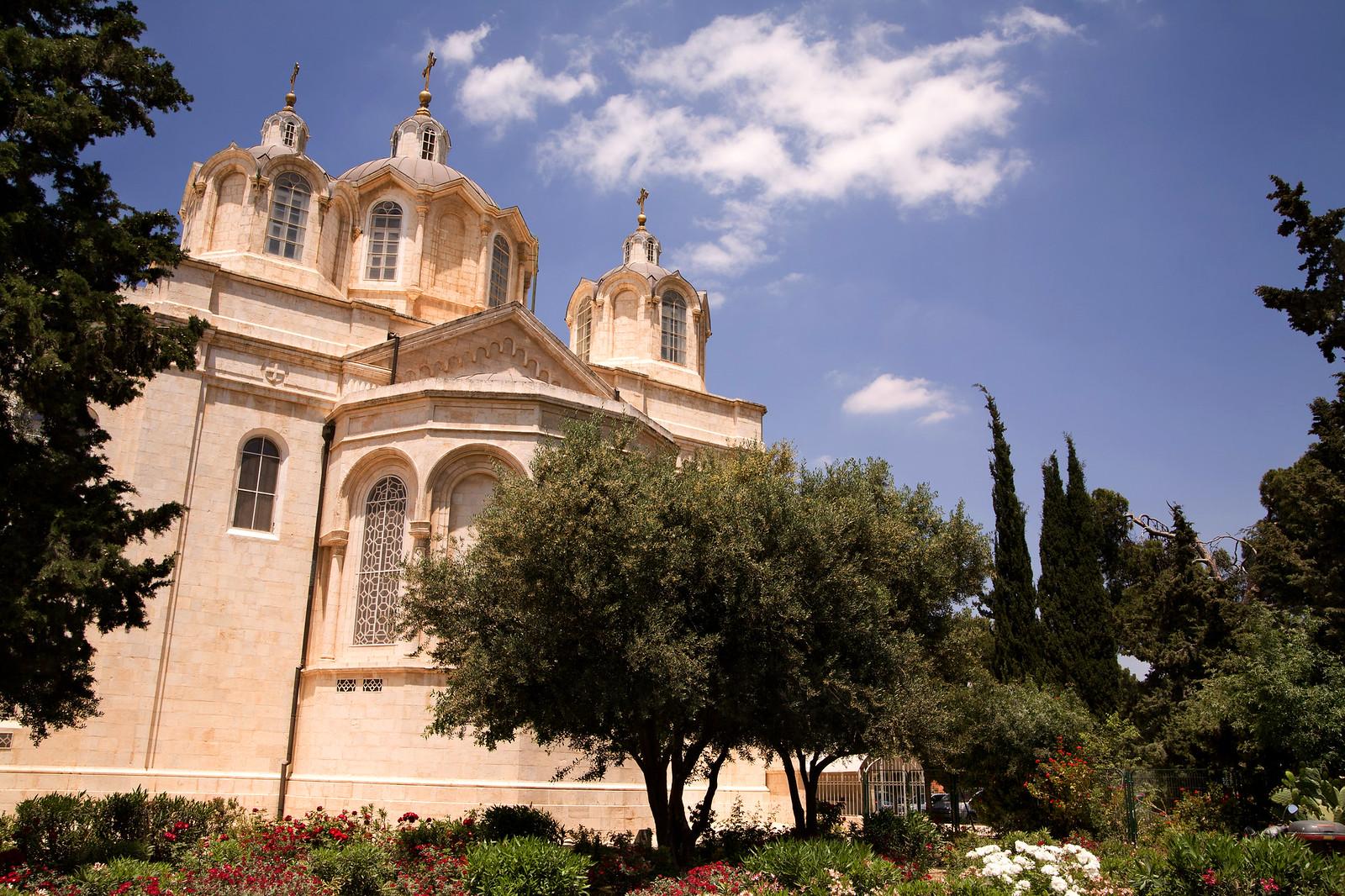 Jerusalem_The Holy Trinity Cathedral_1_Noam Chen_IMOT