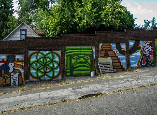 Spirituality Garages