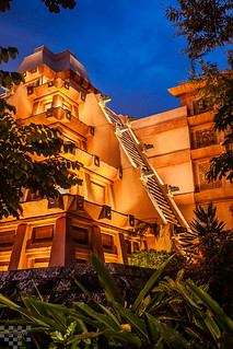 Epcot: Mexico Pavilion at Twilight | by tltichy