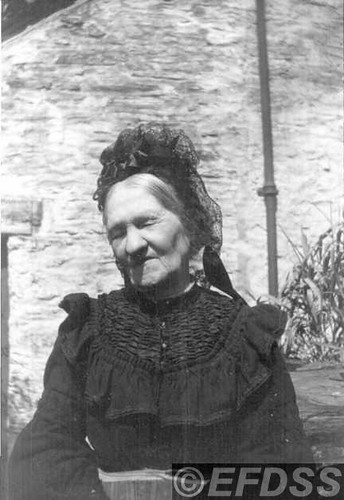 A25a PARISH, R. Mrs. [Jane] (1822-1909)