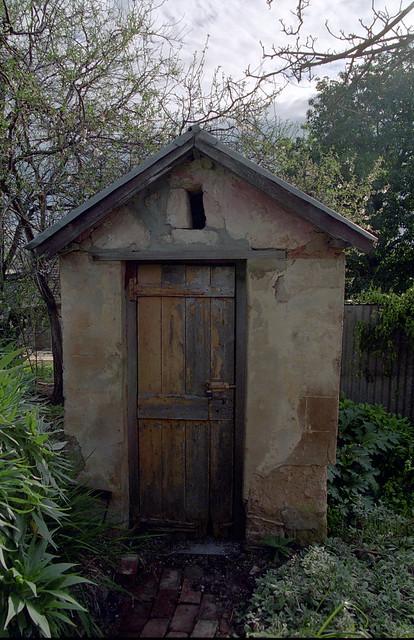 Angaston SA Cottage Dunny