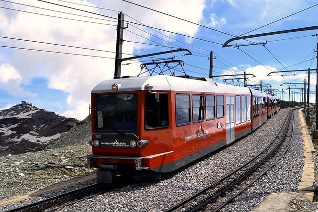 Gornergratbahn Switzerland
