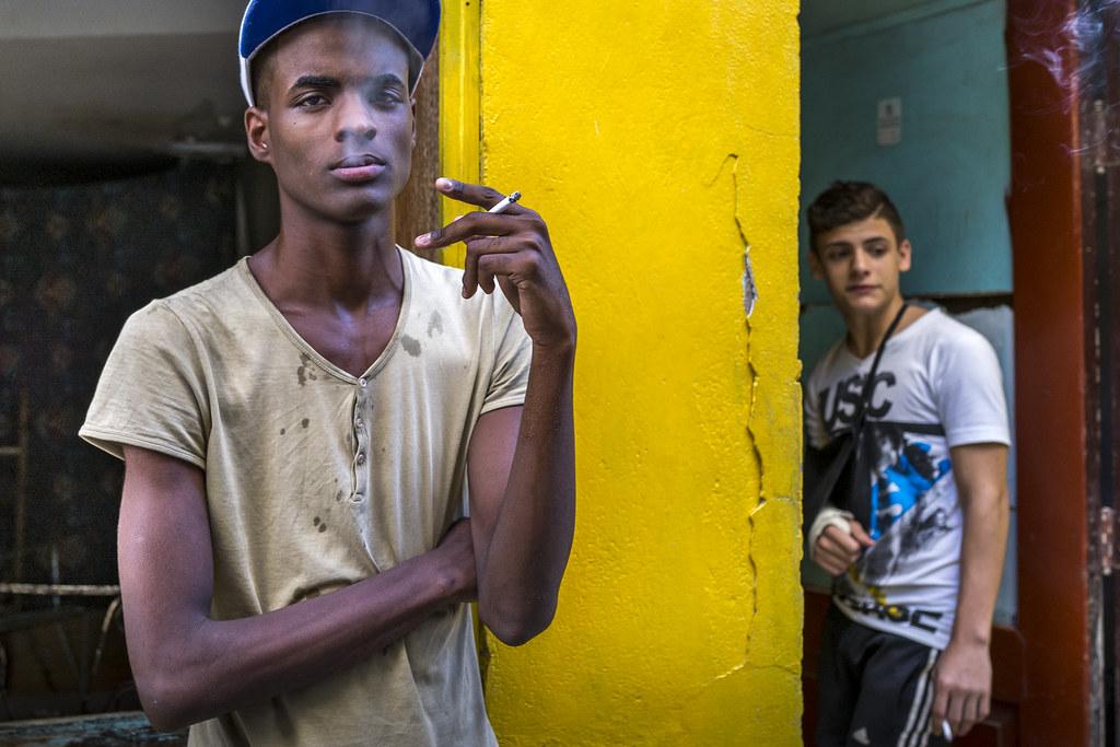 La Habana Fumador