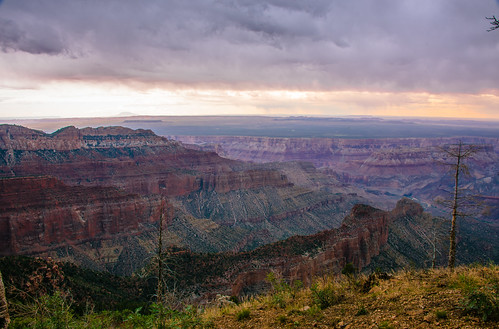 Nikon D810 Sunset Photos of North Rim Grand Canyon Arizona Overlook Grand Canyon Arizona! Dr. Elliot McGucken Fine Art Landscape & Nature Photography for Los Angeles Gallery Show ! | by 45SURF Hero's Odyssey Mythology Landscapes & Godde