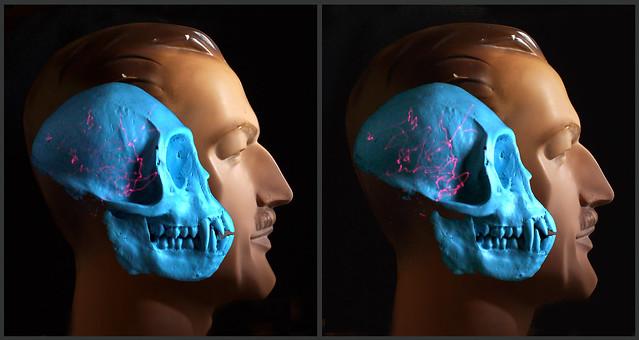 3D light drawing