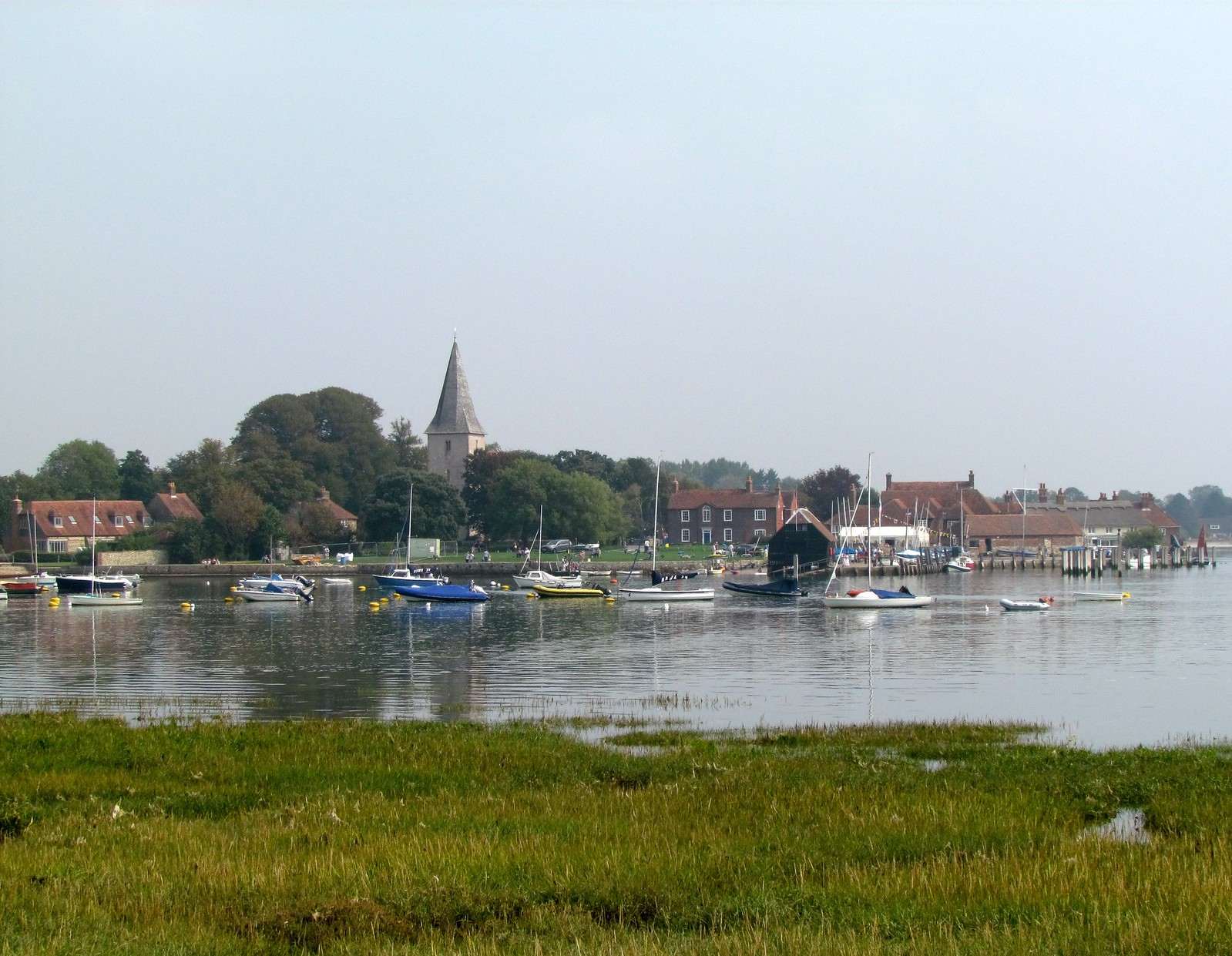 photo from walk Bosham