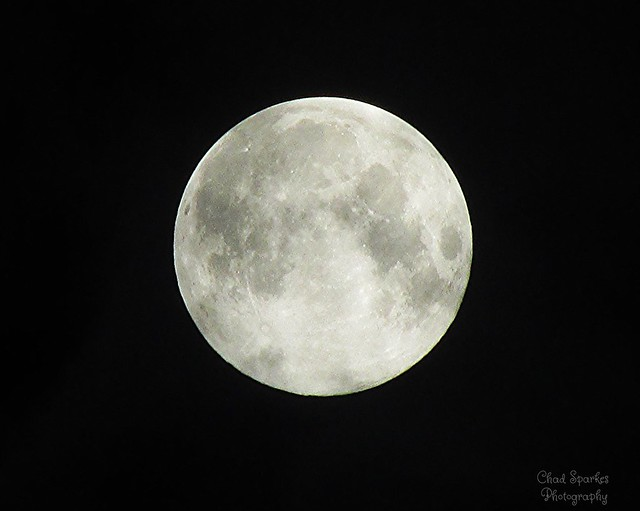 Final Supermoon of 2014