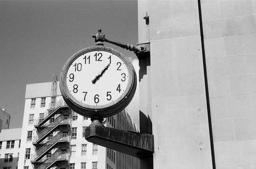 Downtown Clock | by Phillip Pessar
