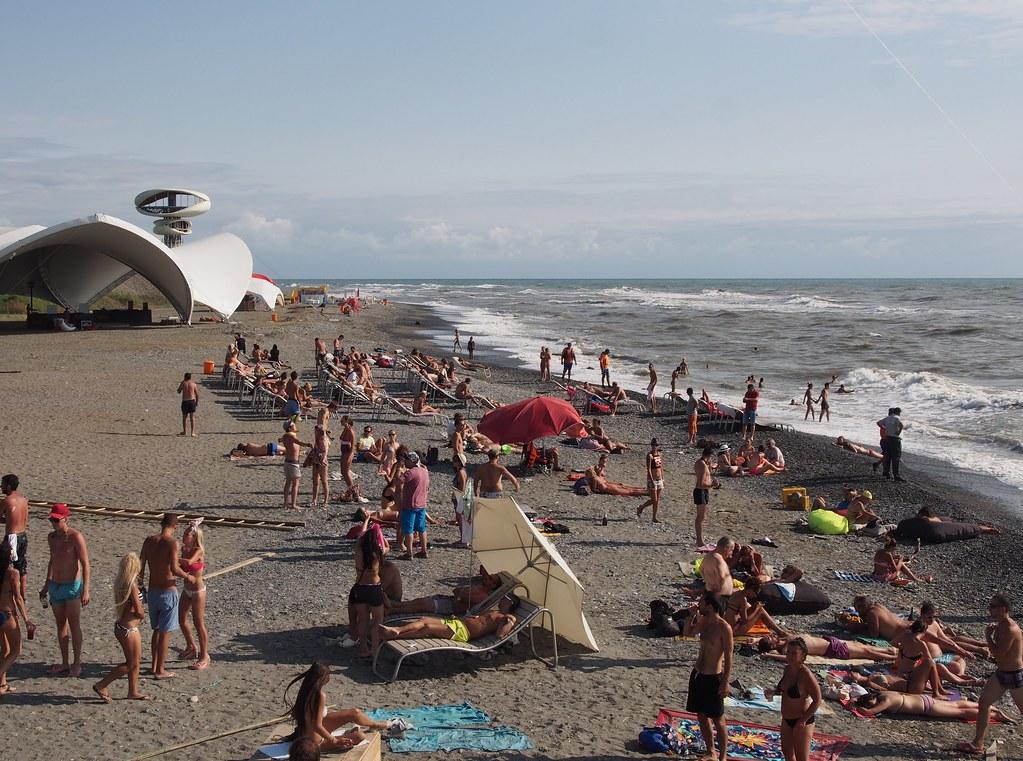 Грузия, лето 2014-го, КаZантип -