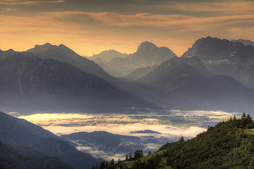 Bavarian Alps   by Khun Hans Outdoor Photography