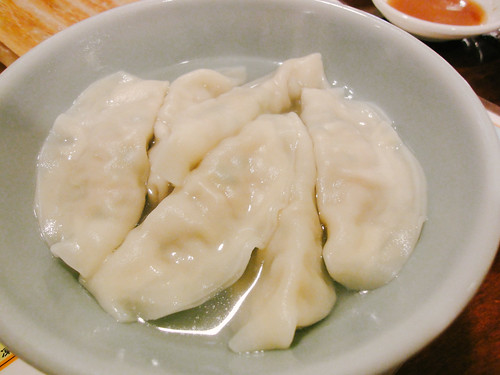 Kirasse Main Store: Boiled Gyoza | by Dick Thomas Johnson