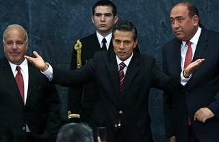 Se compromete Peña a mantener estabilidad macroeconómica   by La Jornada San Luis