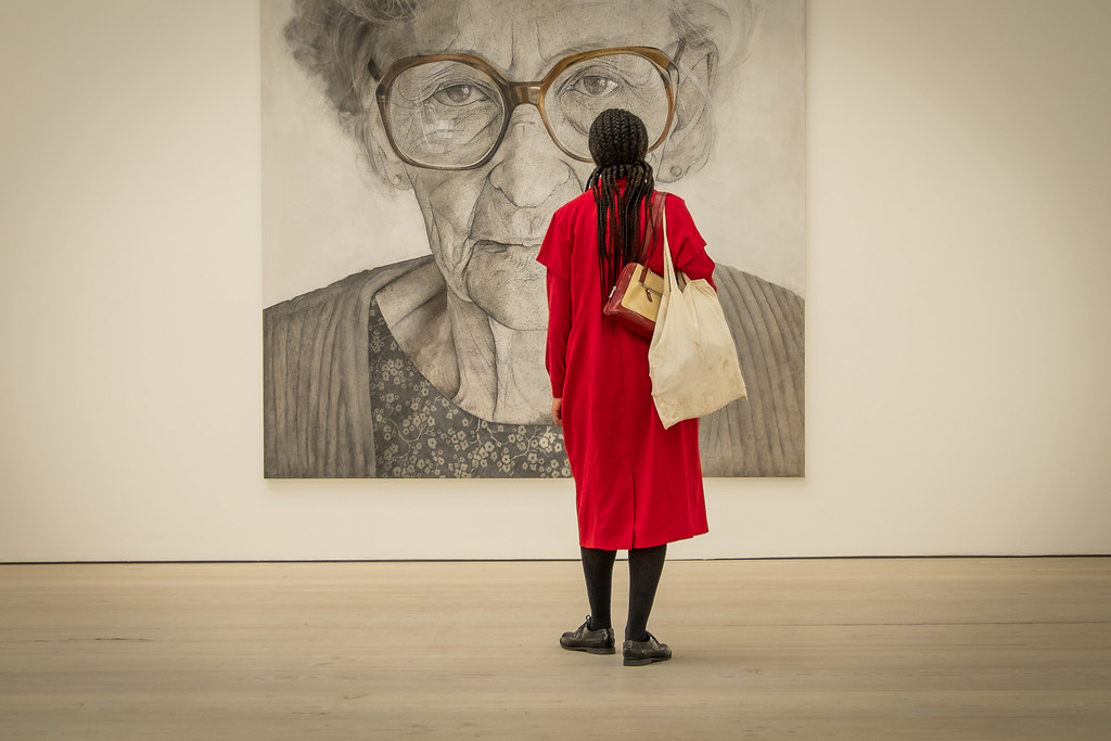 In Your Eyes - At Saatchi Gallery