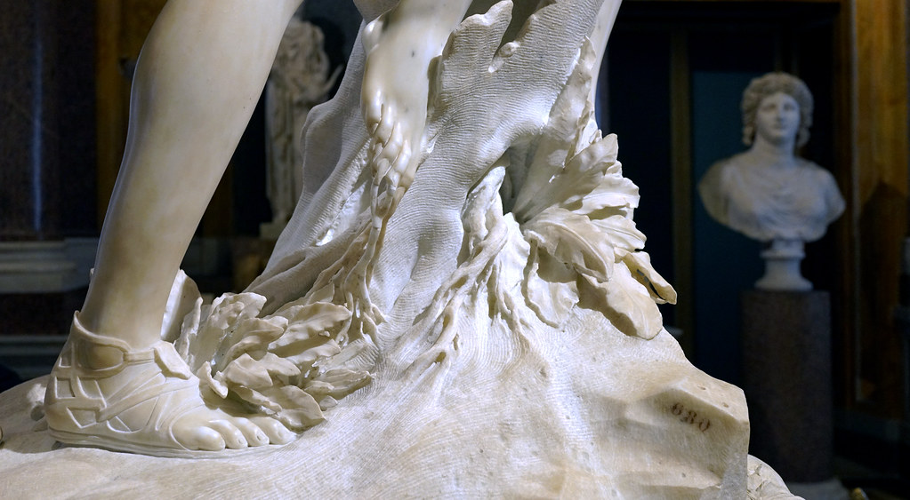 Bernini Apollo And Daphne Detail Gian Lorenzo Bernini
