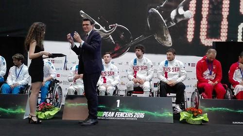 Campionati Europei di Scherma Paralimpica 2 | by flavagno