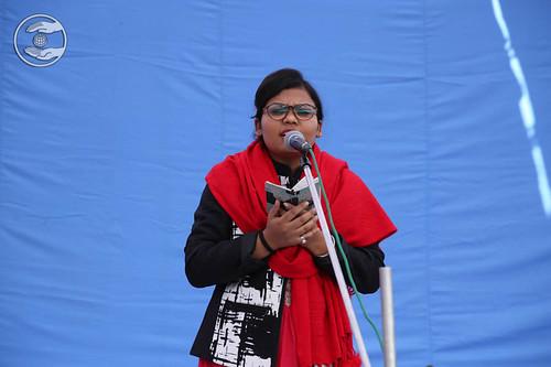 Devotional song by Shivani from Saharanpur, Uttar Pradesh
