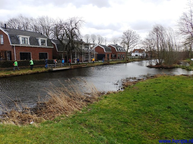 15-02-2014 Woerden 26 Km (33)