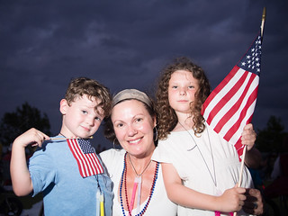 Patriotic Family | by Monkey Mash Button