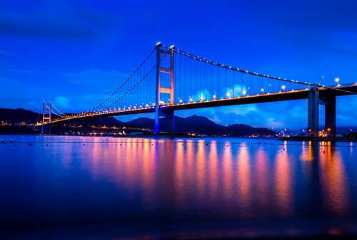 Tsing Ma Bridge, Hong Kong, 2014 | by november-13
