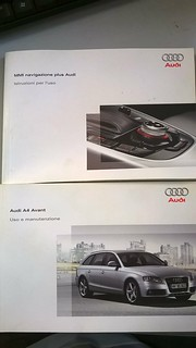 Libretti Audi | by spacesuitmaster