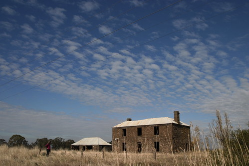 Bluestone house, Moolort