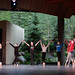 Day 2 Rehearsals at Vail International Dance Festival