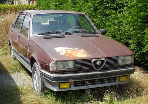 Alfa Romeo Guilietta 1.8 | by Spottedlaurel