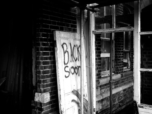 Back Soon | by AndyArmstrong