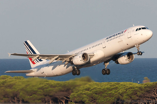 Airbus A321 Air France F-GTAR MSN 3401 | by Guillaume Besnard Aviation Photography