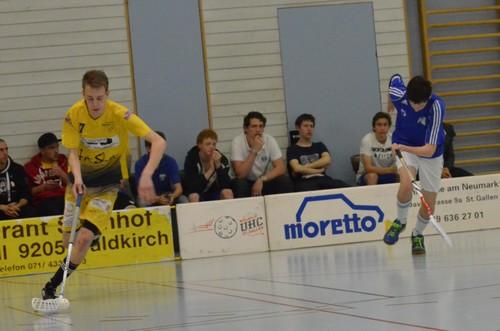U18 - Unihockey Luzern Saison 2012/13