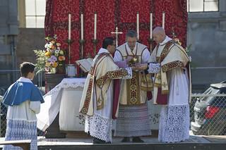 Save The Shrine - One Year Anniversary Mass and Rally #004