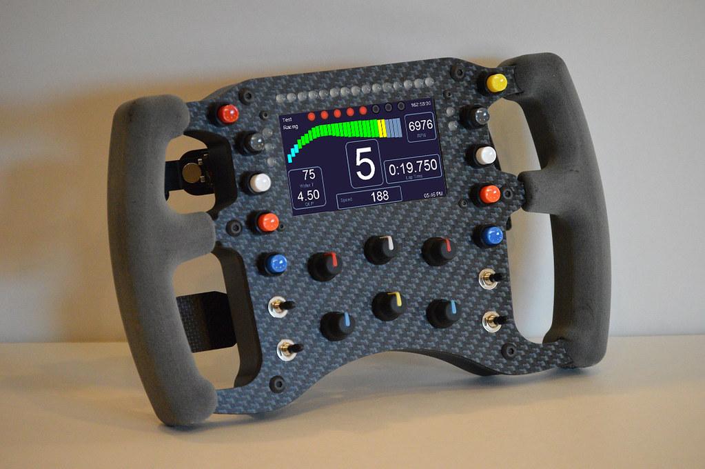 SMZ1 Custom F1 Style Wheel