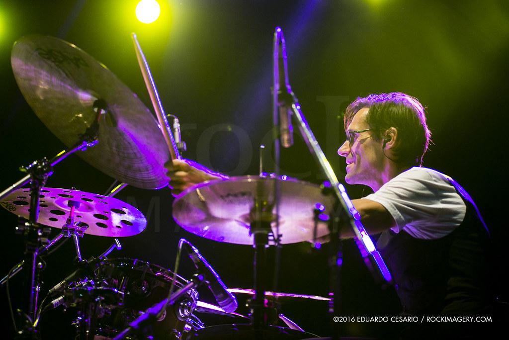 Adrian Belew Power Trio