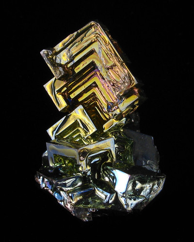 Bismuth Crystal | by Paul's Lab