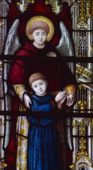 angel of charity (Lavers, Barraud & Westlake, 1870s)