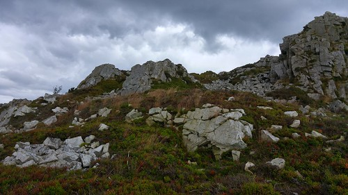 Tors on the Stiperstones ridge, Shropshire | by pluralzed