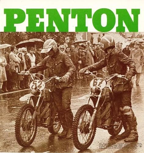 Penton Motorcycle Brochure
