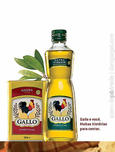 Azeite Gallo, PeraltaStrawberryFrog, 2008
