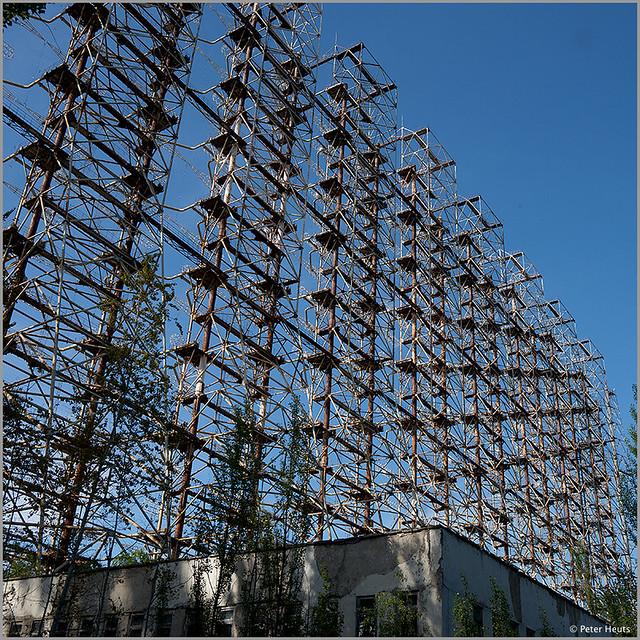 Duga-3 - The Russian Woodpecker - Дуга-3