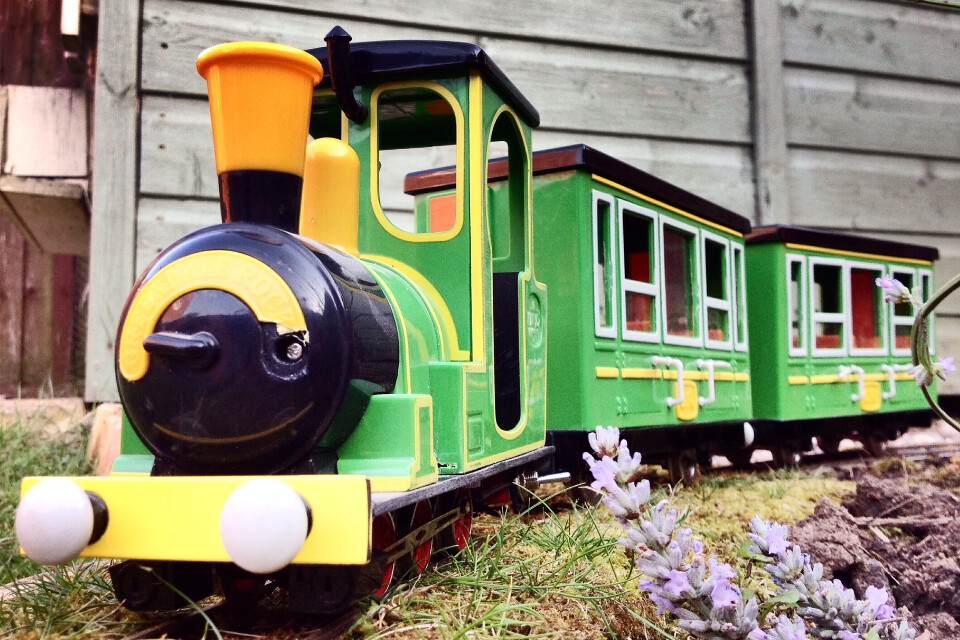 Postman Pat Railway Track